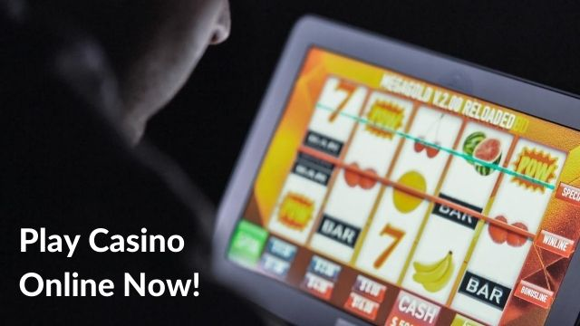 Play Online Casino now